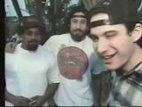 Cypress Hill &amp Beastie Boys Interview (1992)
