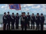 С днем учителя!!! 2018 казаки-кадеты Самары