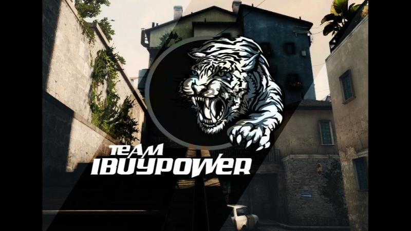 IBUYPOWER vs FATE СUP 2018 Group C:
