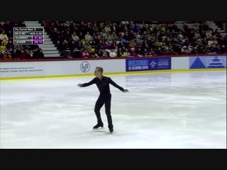 без комментаторов Alexei KRASNOZHON ПП Гран-При Хельсинки 2018
