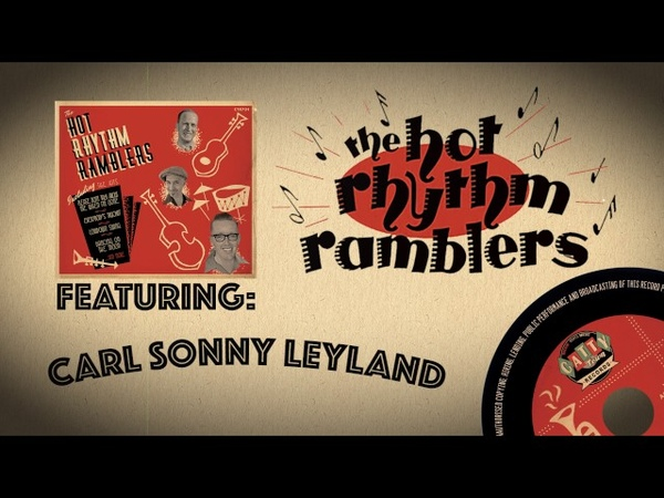 Catty Town Records presents 'The Hot Rhythm Ramblers' @Doccies Youtube Channel