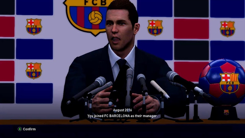 Master League Background Pack 2018-2019 | PES 2017