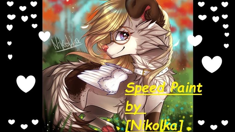 Speed Paint 5 [ by Nikolka]