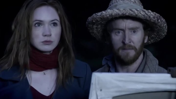 Доктор Кто 5 сезон 10 серия Винсент и Доктор