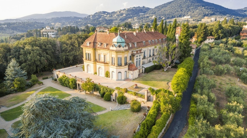 Majestic mansion for sale near Florence | Fiesole, Italy - Ref. 0129