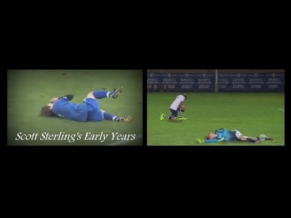 Scott Sterling In His Youth: A Video History
