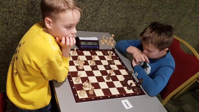 Chess child Suzdal
