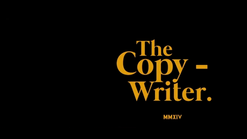 The Copy Writer (2014)
