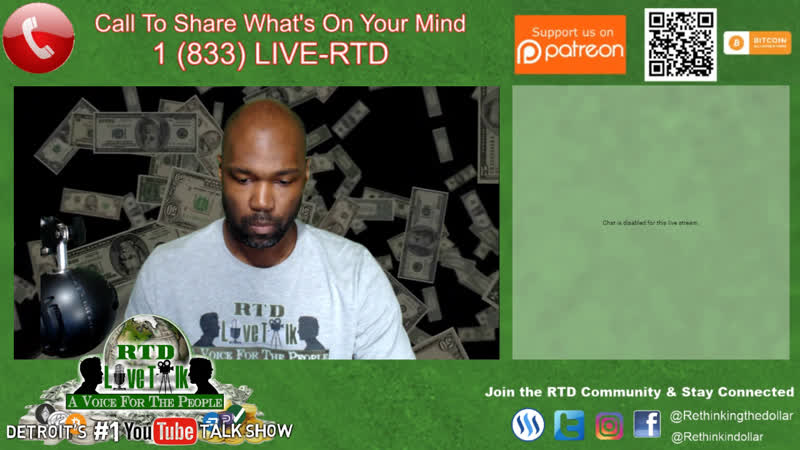 RTD Live Talk w/ Mike What's On Your Mind Tonight? (Give Me A Call...)