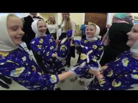 Епархиальный конкурс Рождественский вертеп