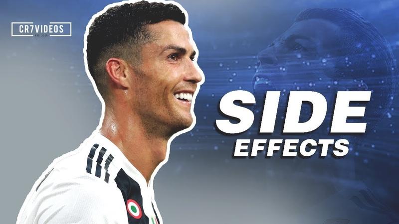 Cristiano Ronaldo ❯ Side Effects • 2018 • Skills Goals | HD