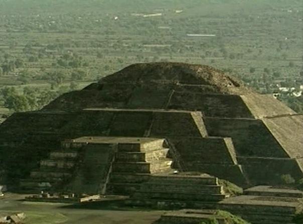 Тайны древности. Загадочные пирамиды Мексики