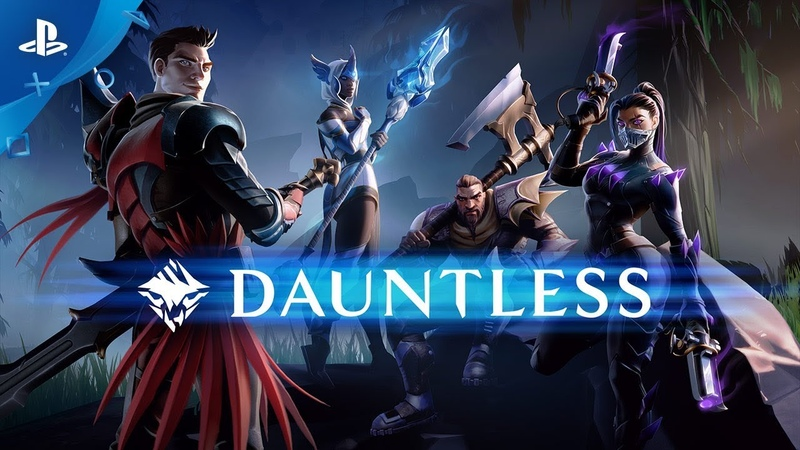 Dauntless - Console Launch Trailer | PS4