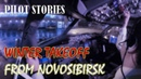 Pilot stories: Winter flight from Novosirsk to Moscow