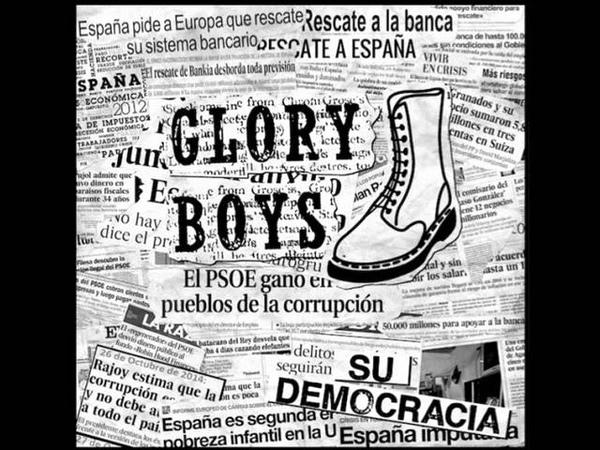 Glory Boys - Su Democracia (Full EP)