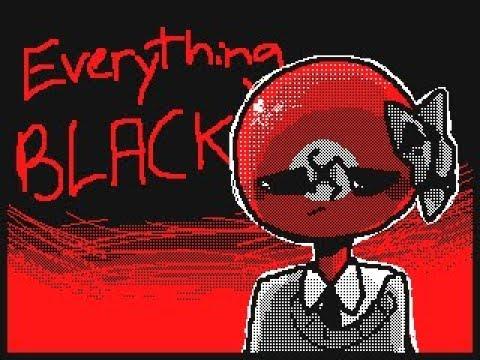 Everything Black (Meme) [CountryHumans] - Xx_Lazy-Idiot_xX