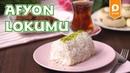 Afyon Lokumu - Onedio Yemek - Tatlı Tarifleri