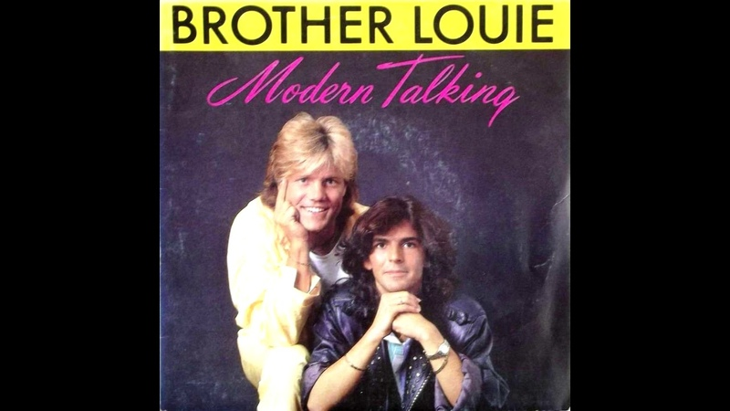 Remix Mt nt Long Guitar version Modern Talking Brother Louie Ryan Benson