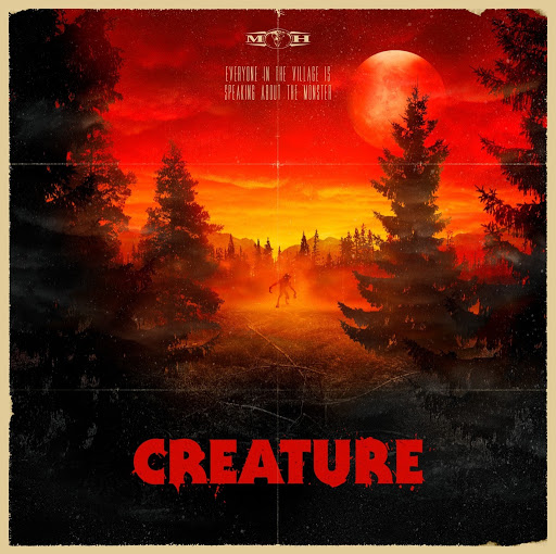 Angerfist альбом Creature