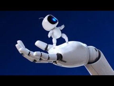 Играем с сыном в Astro Bot