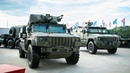 Новейшие модификации бронеавтомобилей Тайфун и Торнадо для российской армии