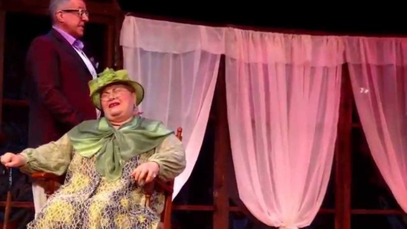 2014 - Спектакль «Супница, или Кипящие страсти»