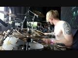 новый Барабанщик  группы    Stratovarius   мочит по полной, был как то на концерте , крышу  валит по полной