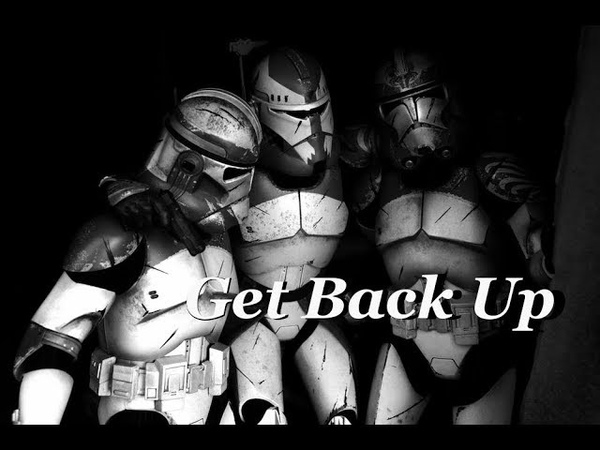 Star Wars Clones Get Back Up