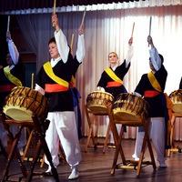 Логотип Корейские барабаны в Самаре