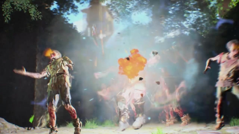 """Official Call of Duty- Black Ops 4 Zombies – IX Music Video feat. Avenged Sevenfold's """"Mad Hatter"""""""