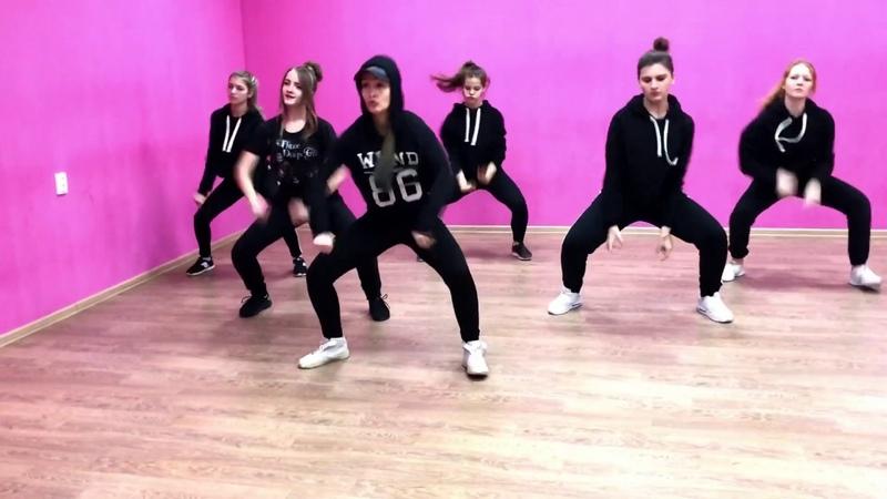 Choreo by Marina Biryukova (Lady Leshurr - Where Are You Now)