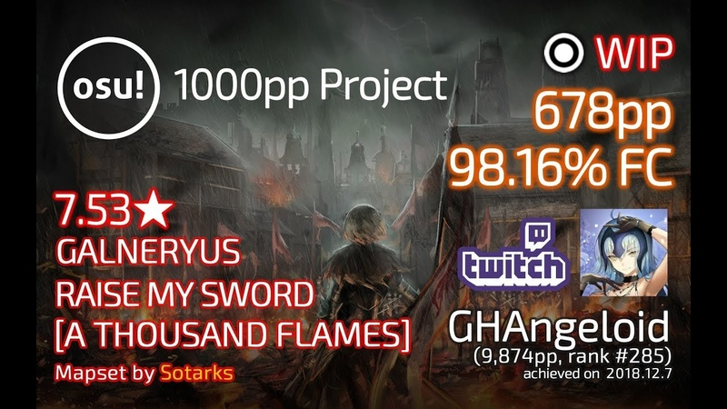 GHAngeloid (43 US) FCs Sotarks 1000pp Project Map