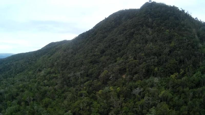 Подъем на гору Изабель де Торрес