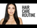 Hair Care Routine | Tips for Frizzy, Thick Hair | How To Have Healthy Hair| Hair Tips for Women