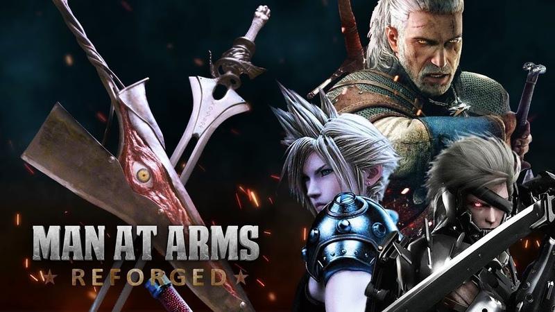 Soul Edge Soul Calibur - Soul Calibur VI - MAN AT ARMS: REFORGED