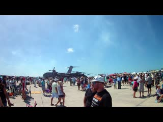 Blue Angels flying, TOOL playing