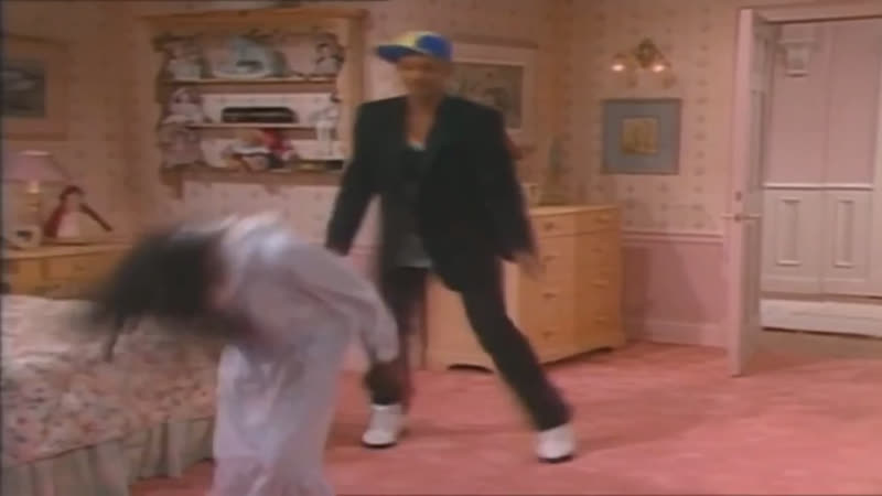 The fresh prince of bel air shake it off