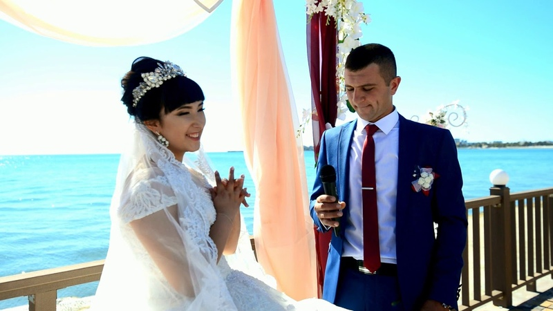 Свадебный клип. Ахтем ве Айше.