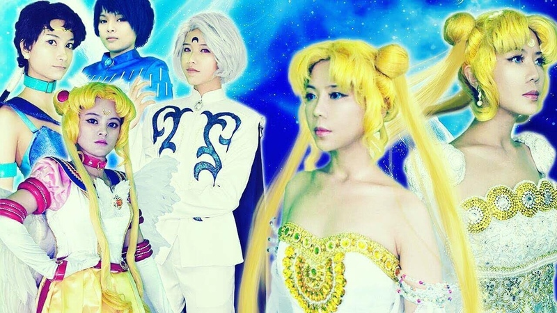 〔3rd CHAPTER〕「幻の銀水晶~シルバークリスタル」同人ミュージック・ビデ12