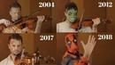 Evolution Of Marvel Music   2002-2018 (Stan Lee Tribute)