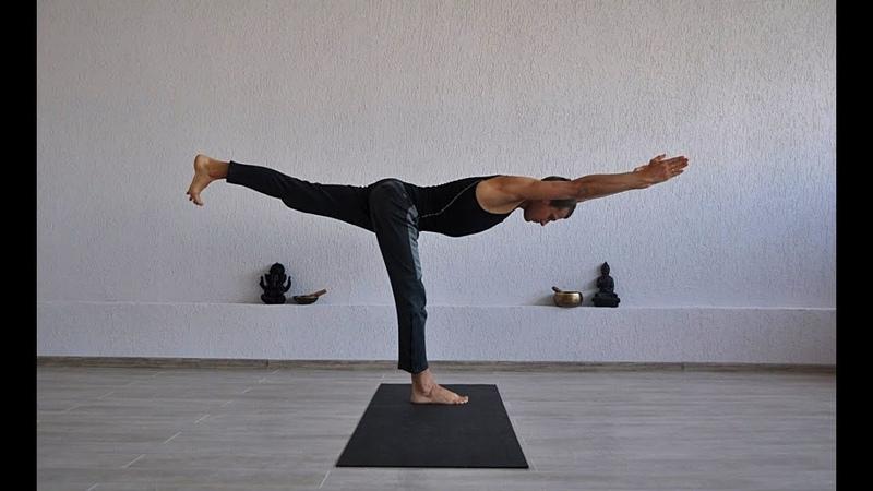 Хатха йога Трансляция 4