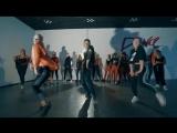 Jazz Funk.Choreo Igor Nastoburskiy.Dancer .Gubanova Darya,Igor Nastoburskiy,Kazanskay Natalia.