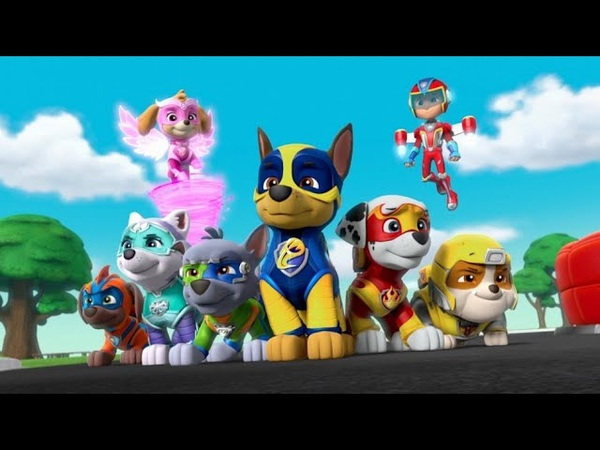 PAW PATROL Season 3- Full Episodes - 60 Minute Compilation 2019 PAW PATROL one a roll от H2O Kids