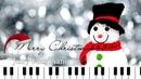 [2Hours]🎄Christmas Carol Piano Compilation 잔잔한 크리스마스 캐롤 피아노 모음 Cover by Jerry Kim