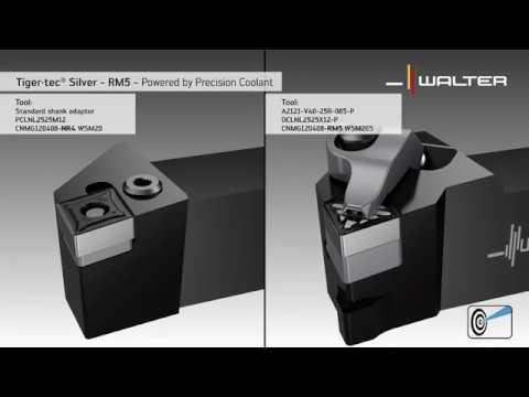 RM5 черновой стружколом для точения нержавейки