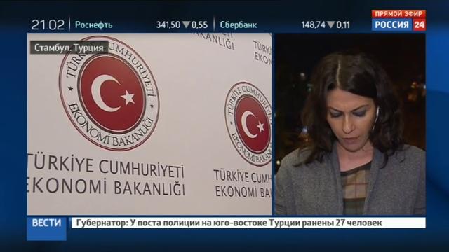 Новости на Россия 24 • До конца 2017 года Россия и Турция могут заключить соглашение о свободной торговле