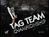 WWF Smackdown 25.11.1999 - New Age Outlaws vs Hardy Boyz