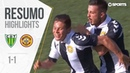 Highlights   Resumo: Tondela 1-1 Nacional (Liga 18/19 7)
