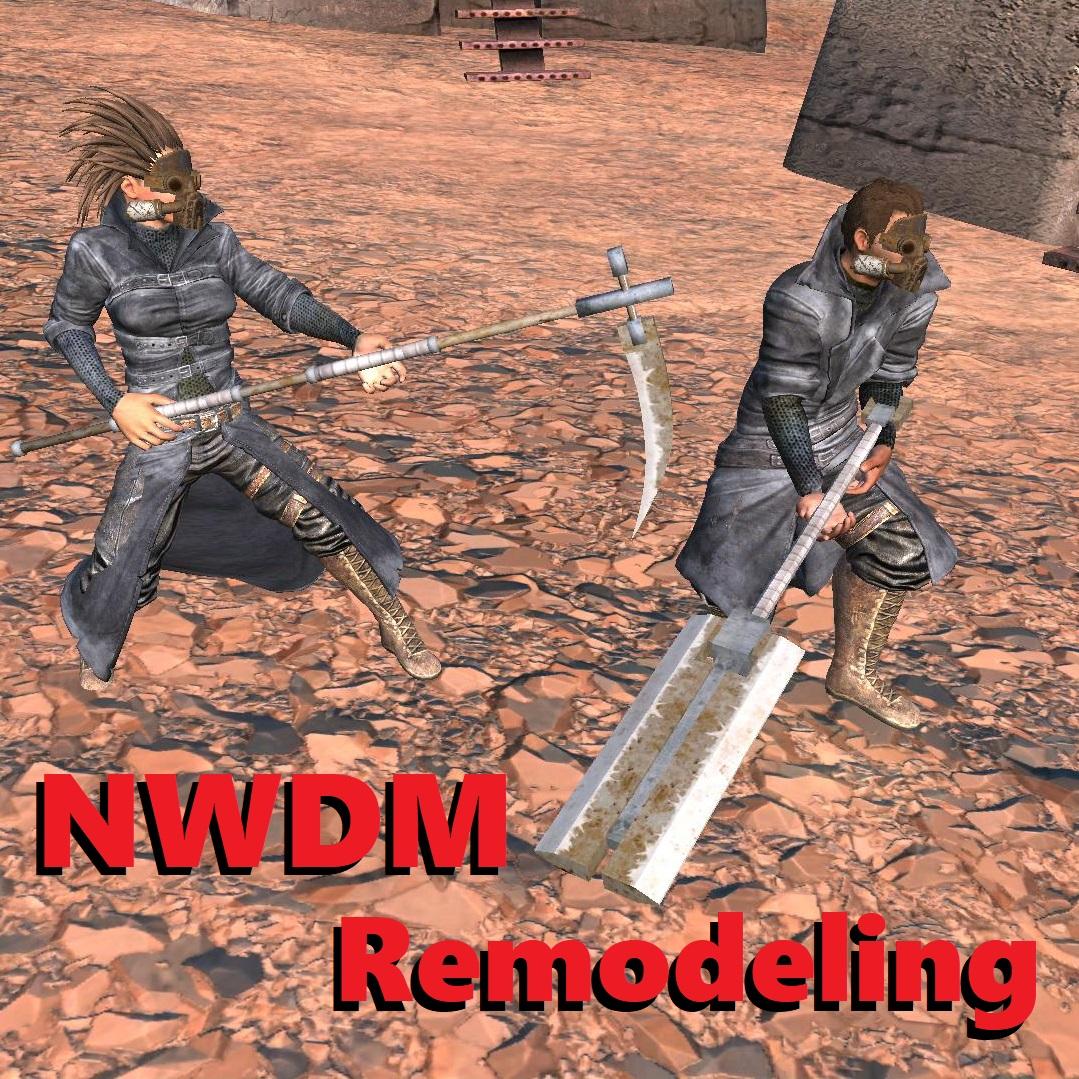 NWDM Remodeling / NWDM Ремоделирование