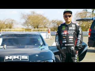 Daigo Saito Builds Worlds First Drift Toyota GR Supra